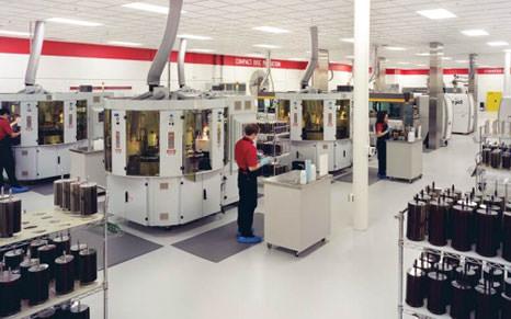 Bridge Publications A/V manufacturing