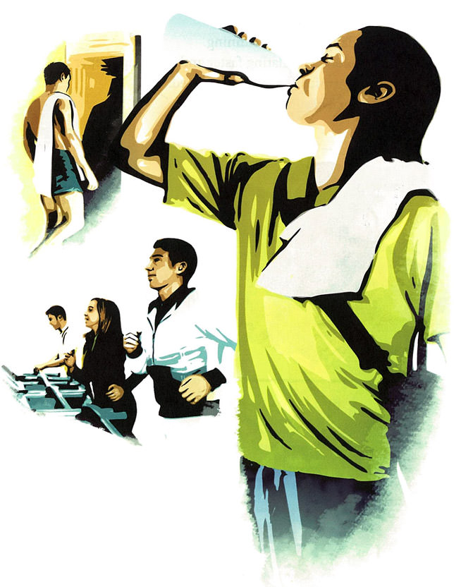 purification program activities
